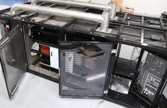 Photo d'une machine spéciale CEM